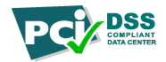 PCI DSS Compliant Data Center logo